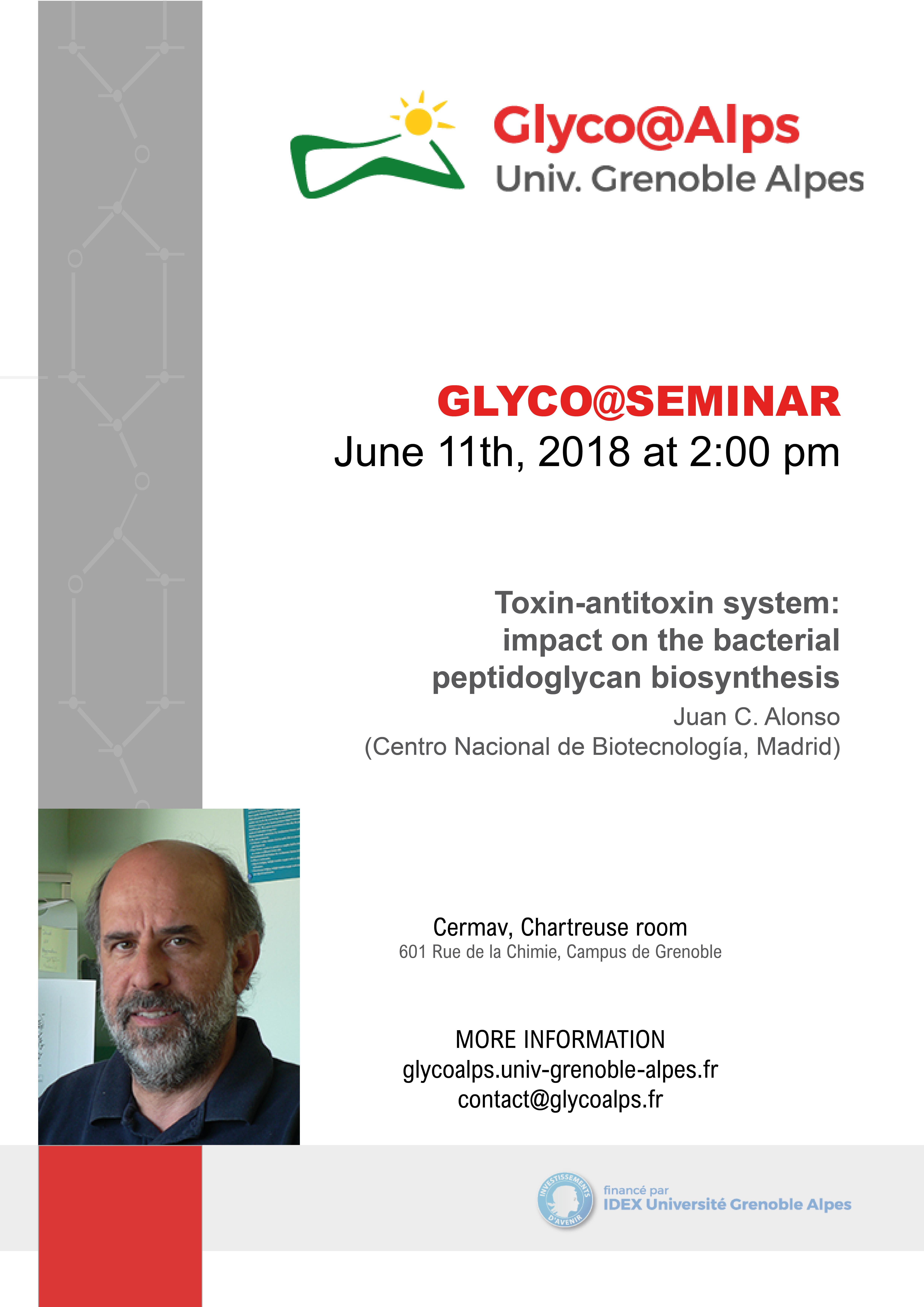 Poster G Seminar Juan Alonso