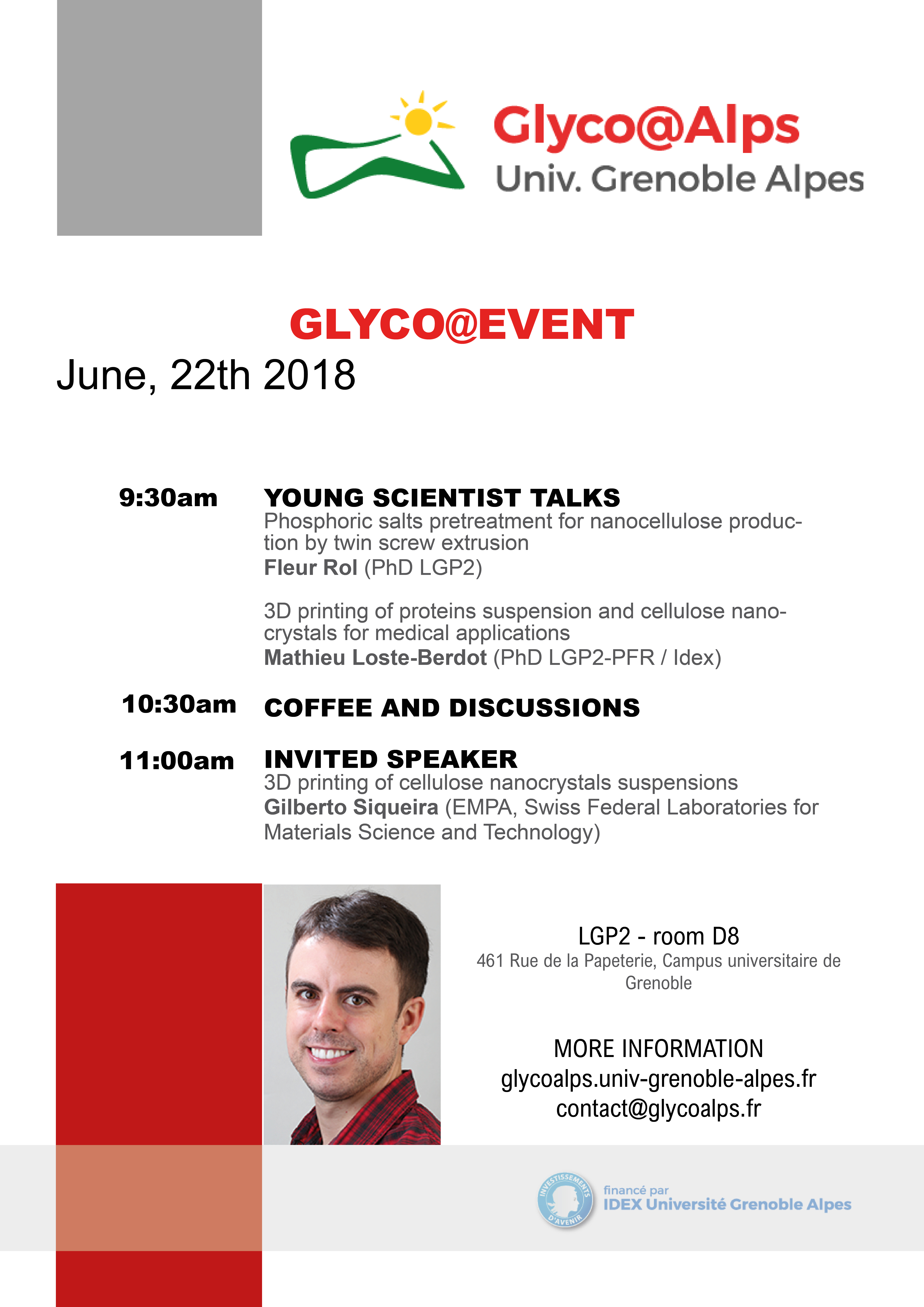 GlycoEvent 22 June